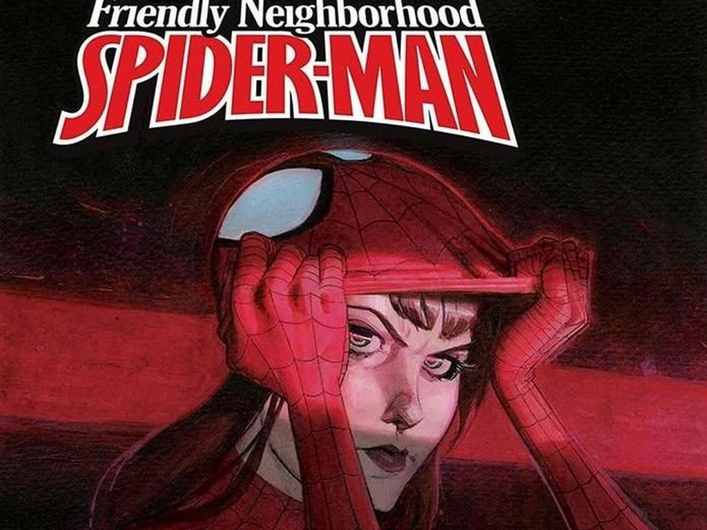 Marvel Goda Pembaca Komik, Mary Jane Jadi Spider-Man?