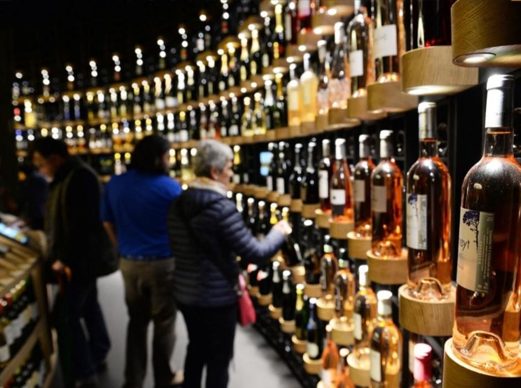 Demi Turis Israel, Abu Dhabi Siap Buka Toko Wine