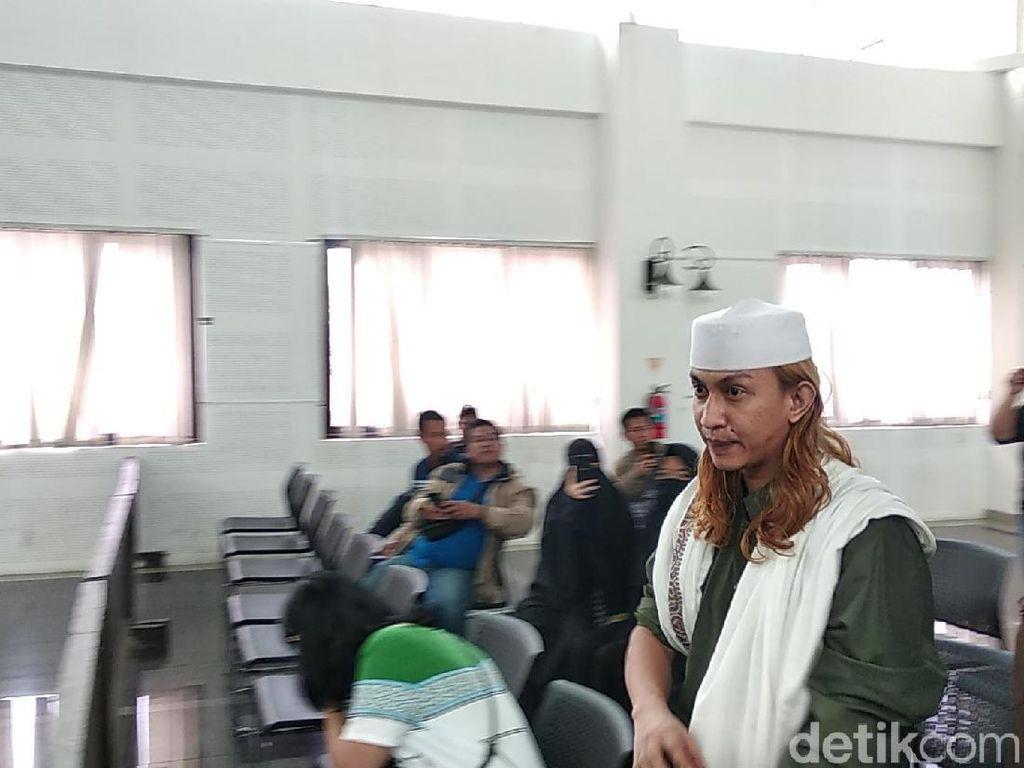 PN Bandung Koordinasi Polisi Jelang Sidang Vonis Habib Bahar