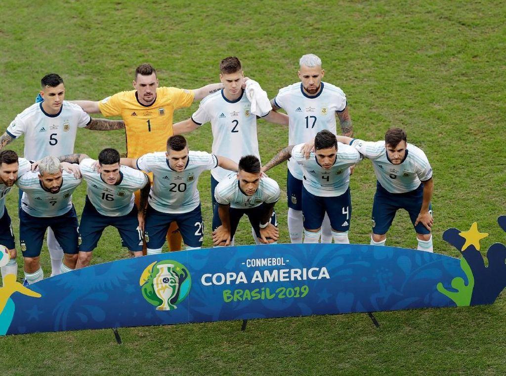 Jadwal Perempatfinal Copa America 2019: Venezuela vs Argentina