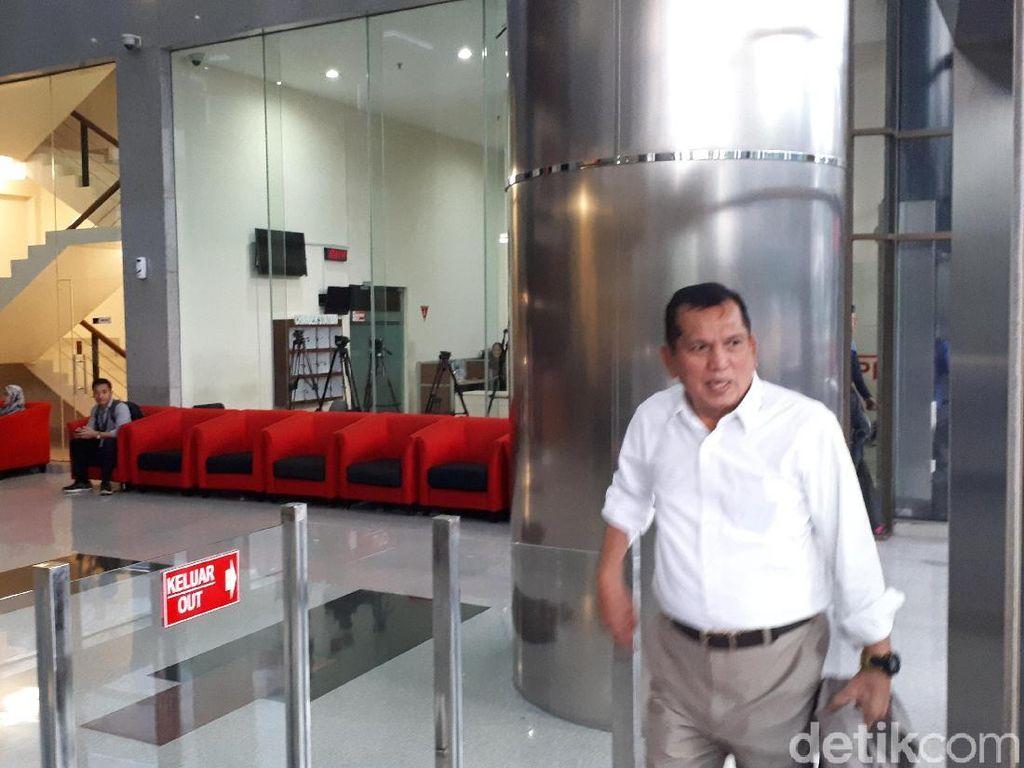 Chairuman Harahap Ngaku Sudah Pindah Komisi Saat Bahas Anggaran e-KTP