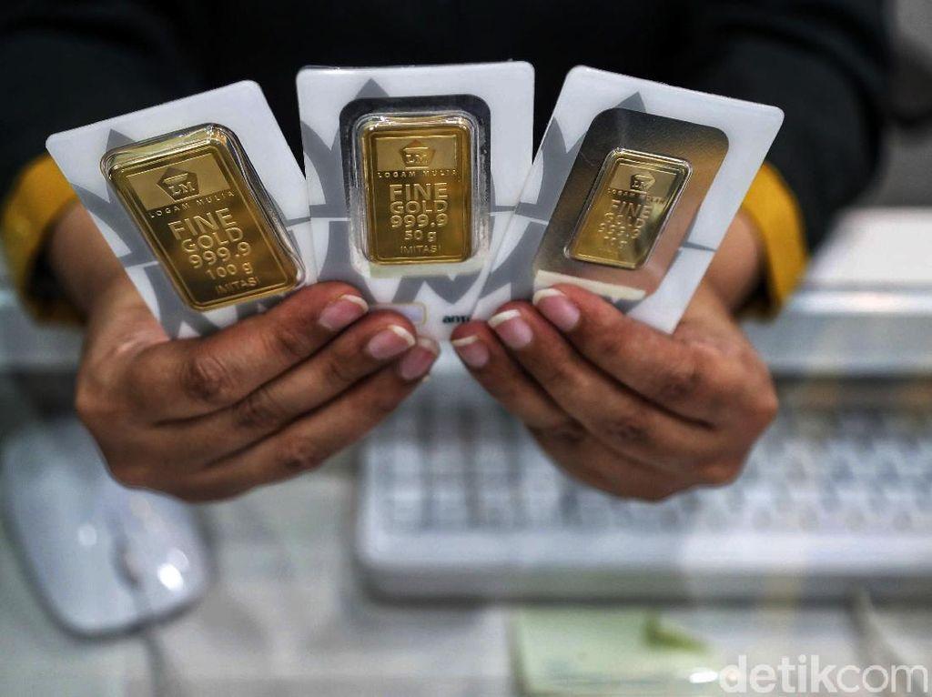 Beli Emas di Pegadaian Lebih Murah dari Antam, Kok Bisa?