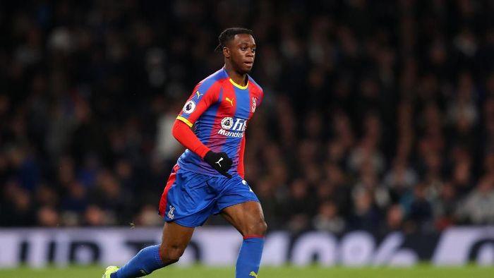 Manchester United kabarnya sudah mencapai kata sepakat terkati Aaron Wan-Bissaka (Catherine Ivill/Getty Images)