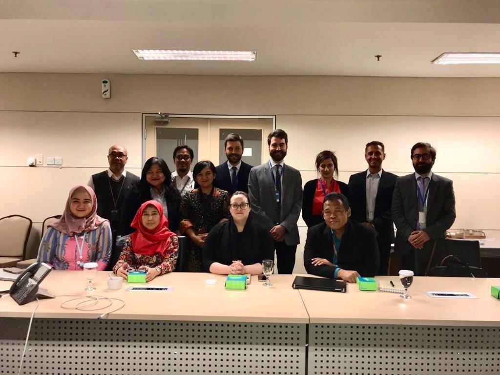 Bertemu OECD, KPK Paparkan Pencegahan Korupsi di Dunia Usaha Indonesia