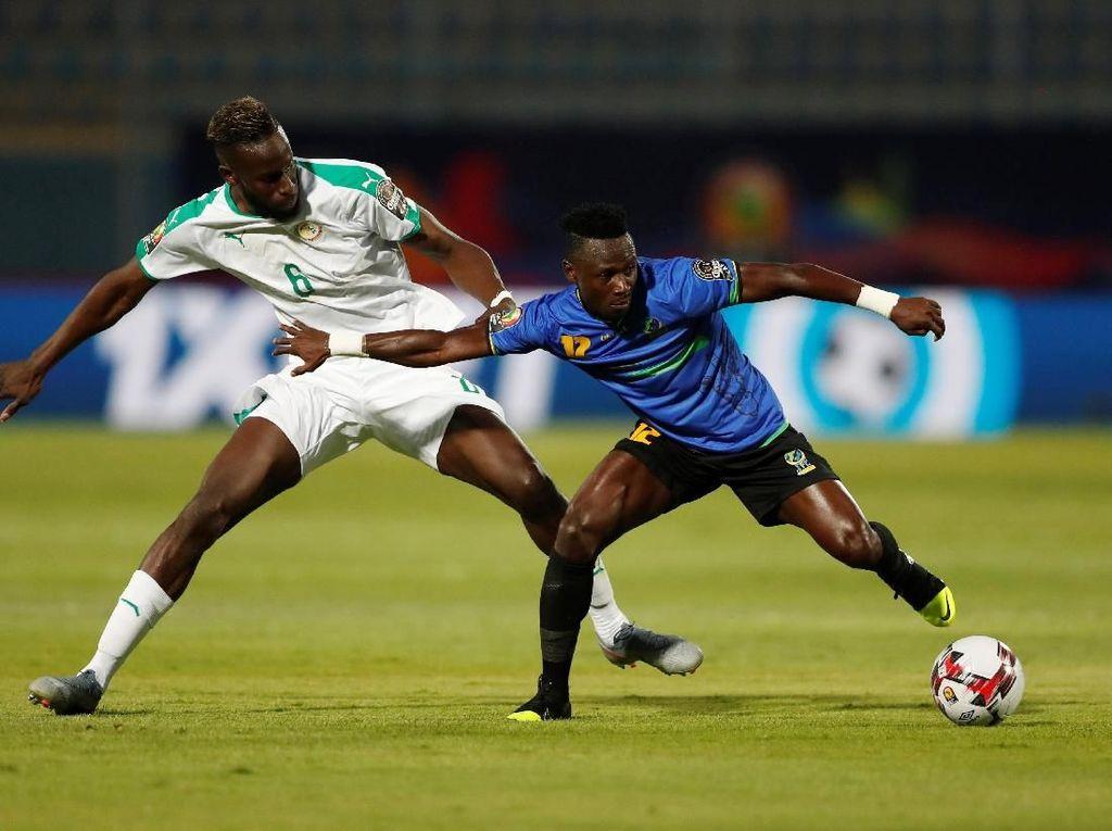 Piala Afrika 2019: Senegal dan Aljazair Menang Mudah