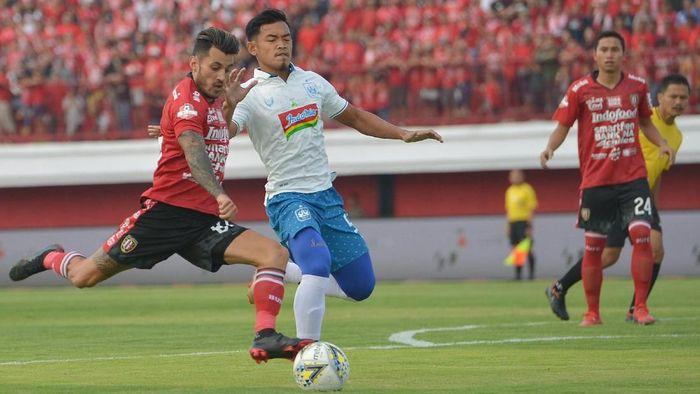 Bali United masih memuncaki klasemen Liga 1  (ANTARA FOTO/Nyoman Budhiana/wsj)