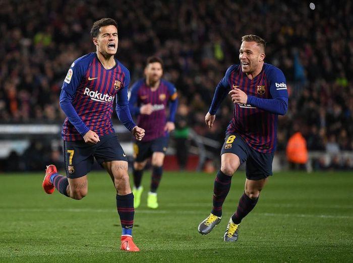 Barcelona dan klub-klub Eropa paling royal dalam lima tahun terakhir. (Foto: David Ramos/Getty Images)