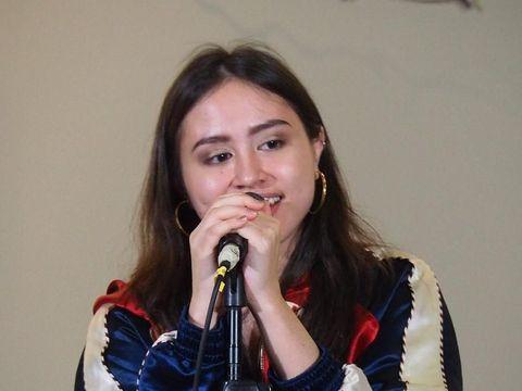Andrea turk, Cicit WR Supratman yang Berprestasi di Bidang Musik