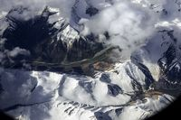 Gletser Pegunungan Himalaya yang terus mencair tiap tahun (iStock)