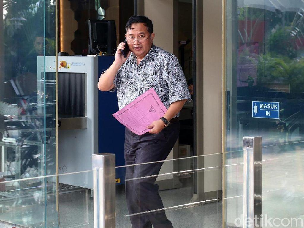 Eks Wabup Lampung Utara Dipanggil KPK Terkait Kasus Suap