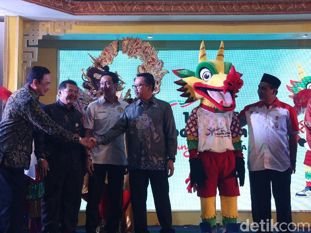 Menpora Patok Target Indonesia Juara Umum di ASEAN School Games 2019