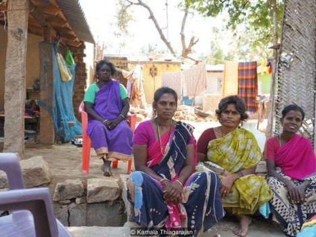 Foto: Orang-orang India yang Seperti Suku Baduy