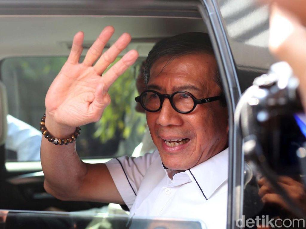 Menkum HAM Minta Jokowi Tak Dipaksa Terbitkan Perppu Cabut UU KPK Baru