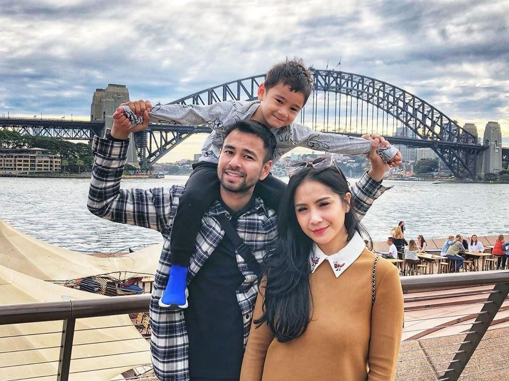 Nah Kan! Rafathar Bilang Gigi dan Raffi Ahmad Nggak Sayang