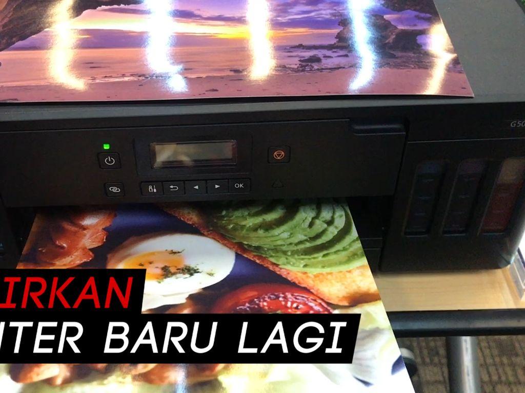 Penjualan Printer Canon di Indonesia Peringkat 6 Dunia