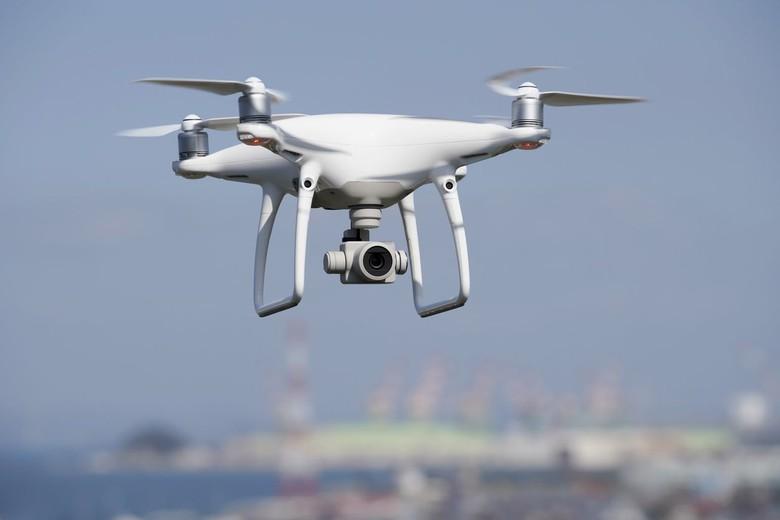 Ilustrasi Drone. Foto: (iStock)