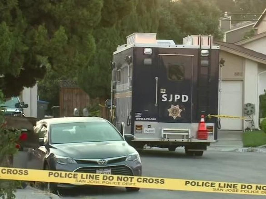 Pembantaian di California, Pelaku Tembak Mati 4 Orang Lalu Bunuh Diri