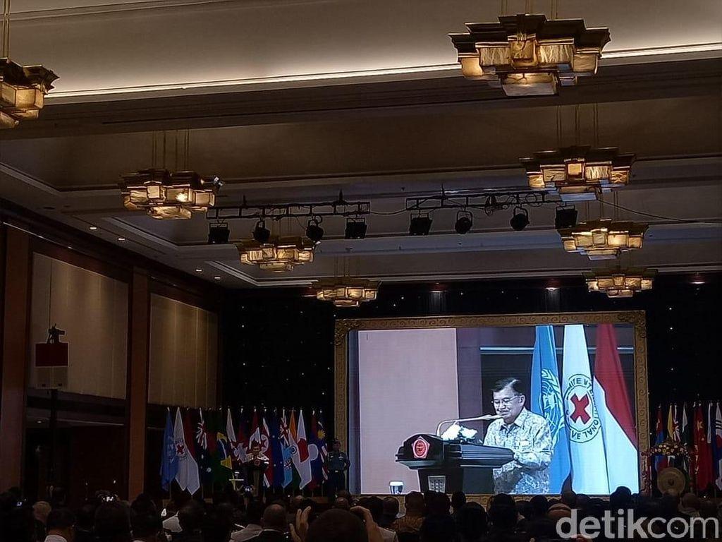 JK: Rekam Jejak Peacekeeping Antar RI Jadi Anggota Dewan Keamanan PBB