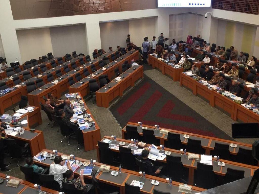 Banggar-Kemenkeu dan Kementerian ESDM Bahas Kebijakan Fiskal