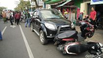 Kecelakaan Karambol 6 Kendaraan di Purwokerto, 1 Orang Tewas