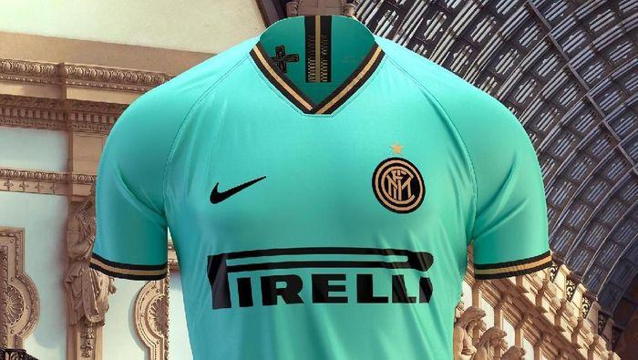 Seragam tandang baru Inter Milan. (Foto: Nike)