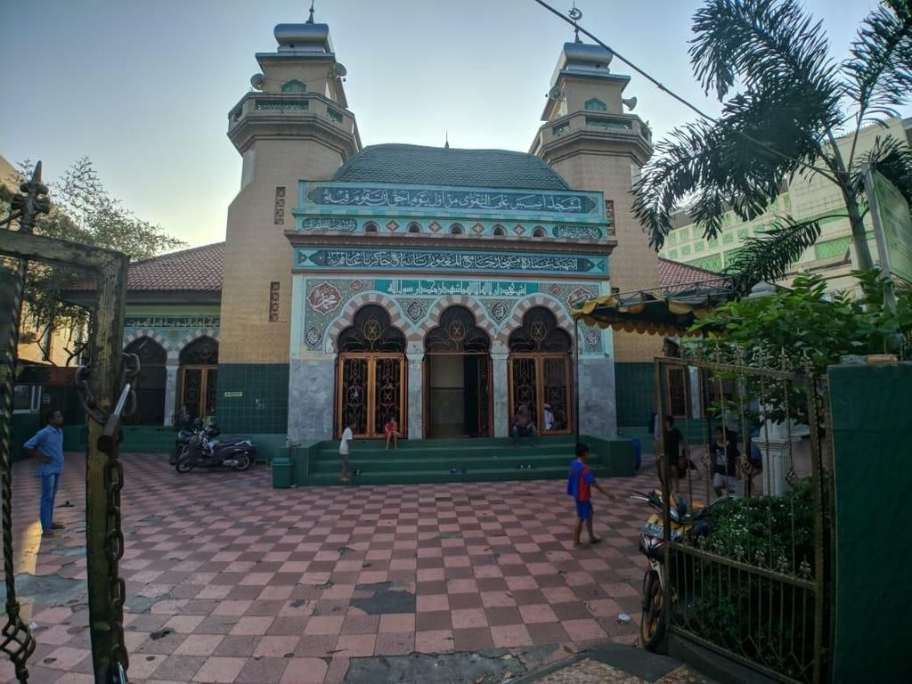 Polisi Pastikan Tak Ada Massa Radikal Nginap di Masjid Jelang Sidang MK
