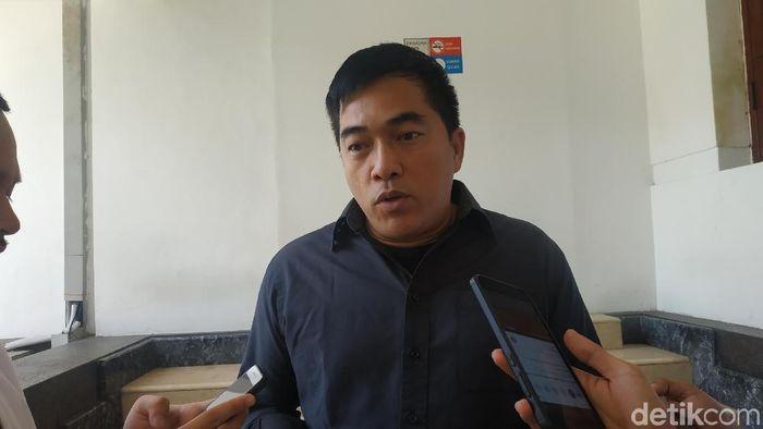 Lead Community Service Rumah Cemara Indra Simorangkir (Tri Ispranoto/detikSport)