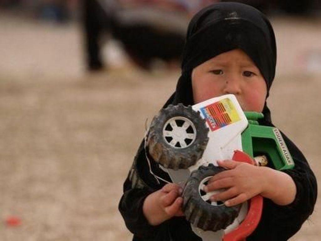 PBB: Puluhan Ribu Tahanan ISIS Irak-Suriah Harus Diadili atau Dibebaskan