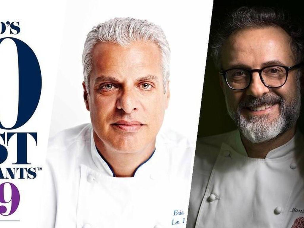 5 Chef Dunia Bocorkan Rahasia Dapur Mereka