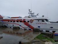 Kapal Sabang-Banda Aceh Diterjang Ombak Tinggi, Penumpang Panik