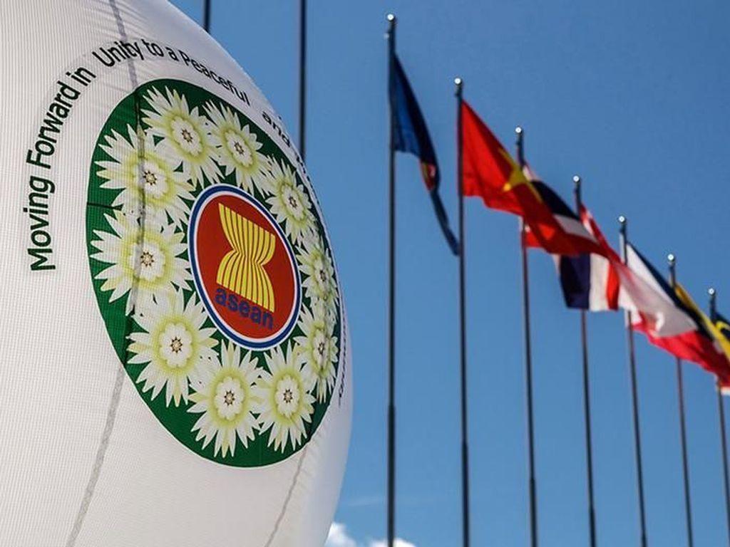 Negara-negara ASEAN Bahas Kudeta Militer di Myanmar