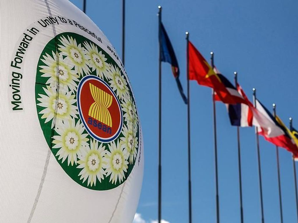 Hadapi Eskalasi Perang Dagang AS-China, ASEAN Perkuat Kerjasama Ekonomi