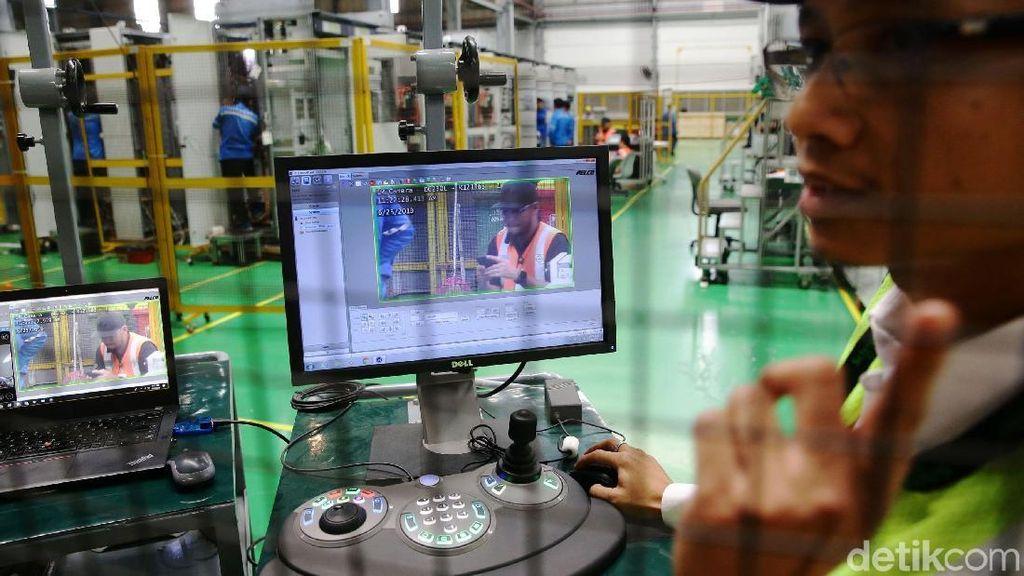 Yuk, Lihat Jeroan Pabrik Pintar yang Gunakan Energi Terbarukan
