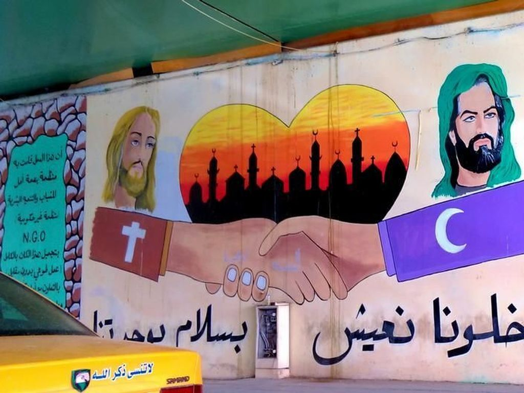 Tanpa ISIS, Perempuan Irak Bergerak Menjemput Kebebasan