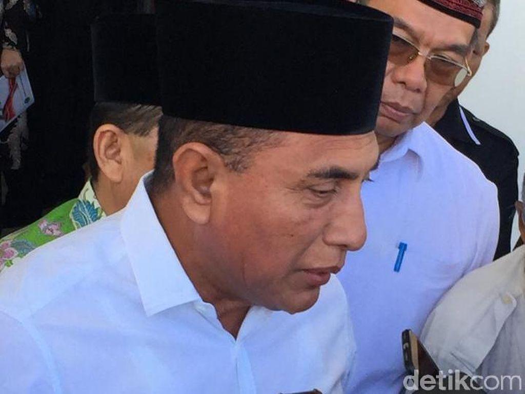 Gubernur Edy Kirim Tim Cek Kondisi Warga Sumut yang Eksodus dari Wamena