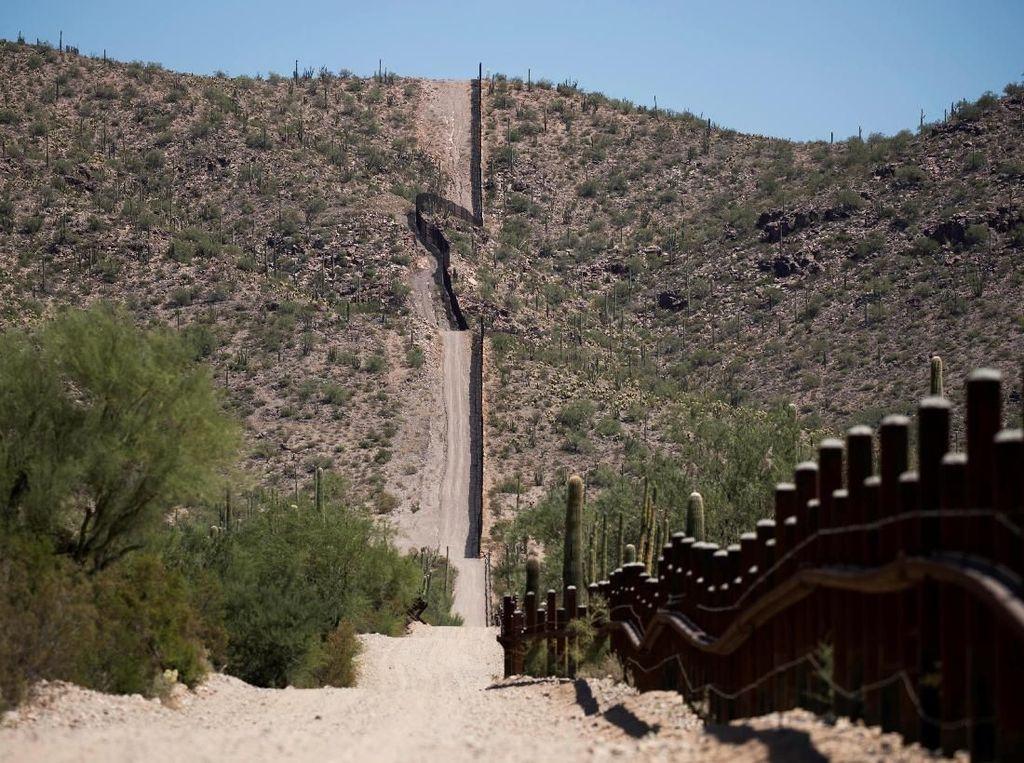 Duh! 7 Imigran Tewas di Perbatasan AS, Diduga Akibat Panas Ekstrem