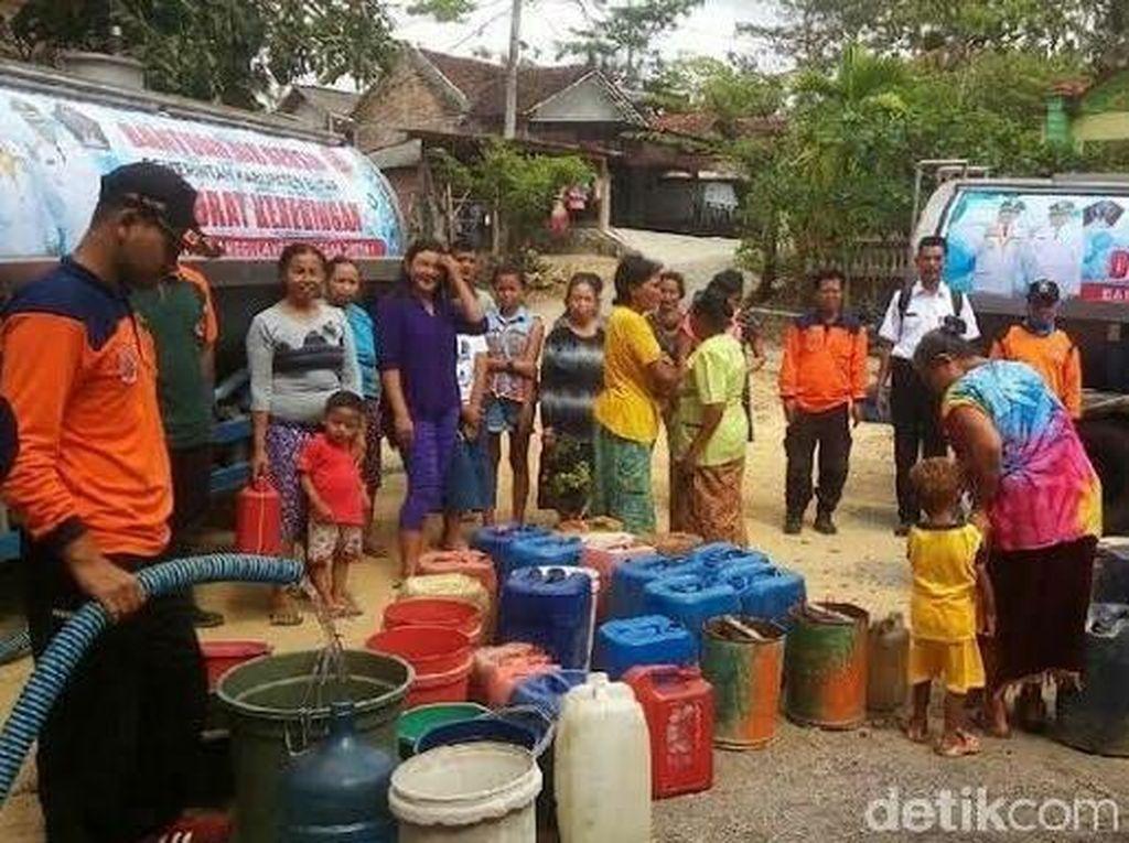 Kerap Terjadi Kekeringan, BPBD Siap Suplai Air ke 19 Desa di Blitar