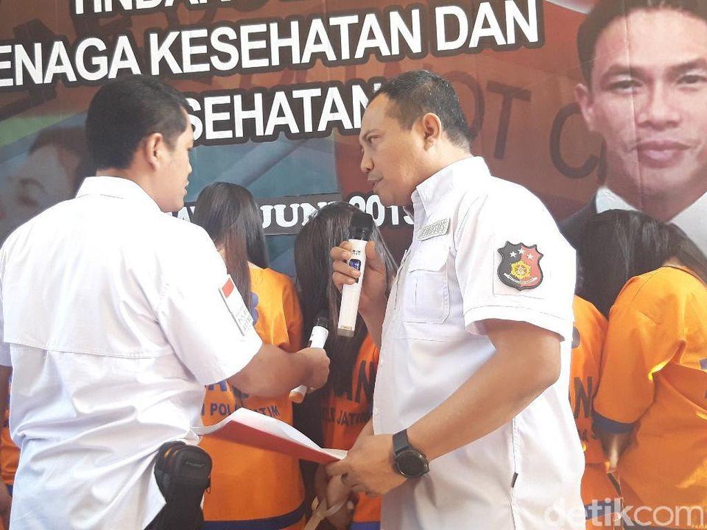 Pelaku Praktik Aborsi di Surabaya dan Sidoarjo Ngaku Cuma Jual Obat