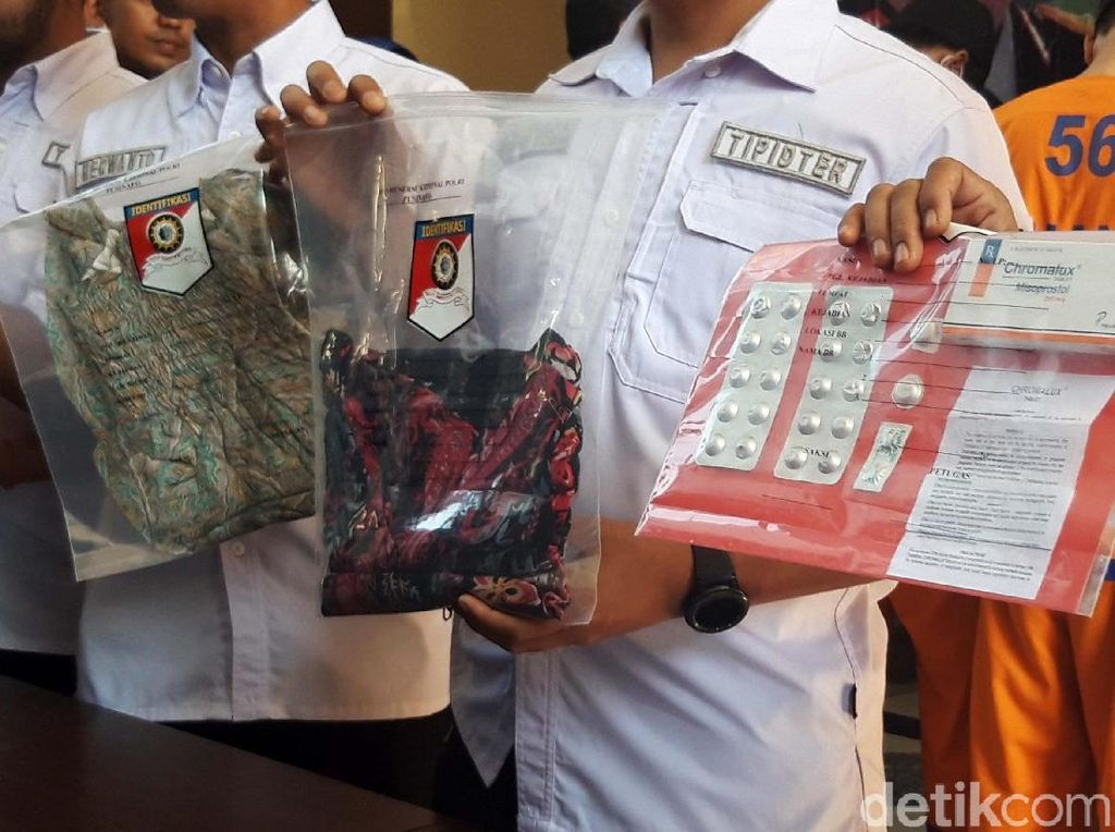 Pemakai Jasa Aborsi di Surabaya dan Sidoarjo Dikenakan Biaya Rp 3,5 Juta