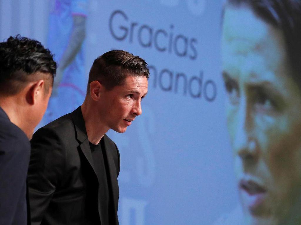 Tertarik Jadi Pelatih, Torres?