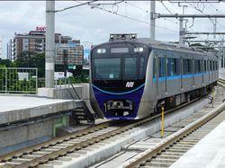 MRT Tetap Wira-wiri Selama Lebaran, Catat Jadwalnya