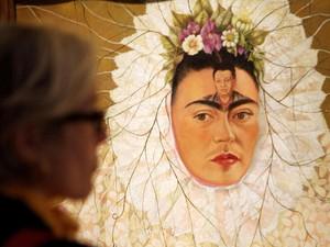Pameran Terbesar Frida Kahlo Tiba di AS 2020