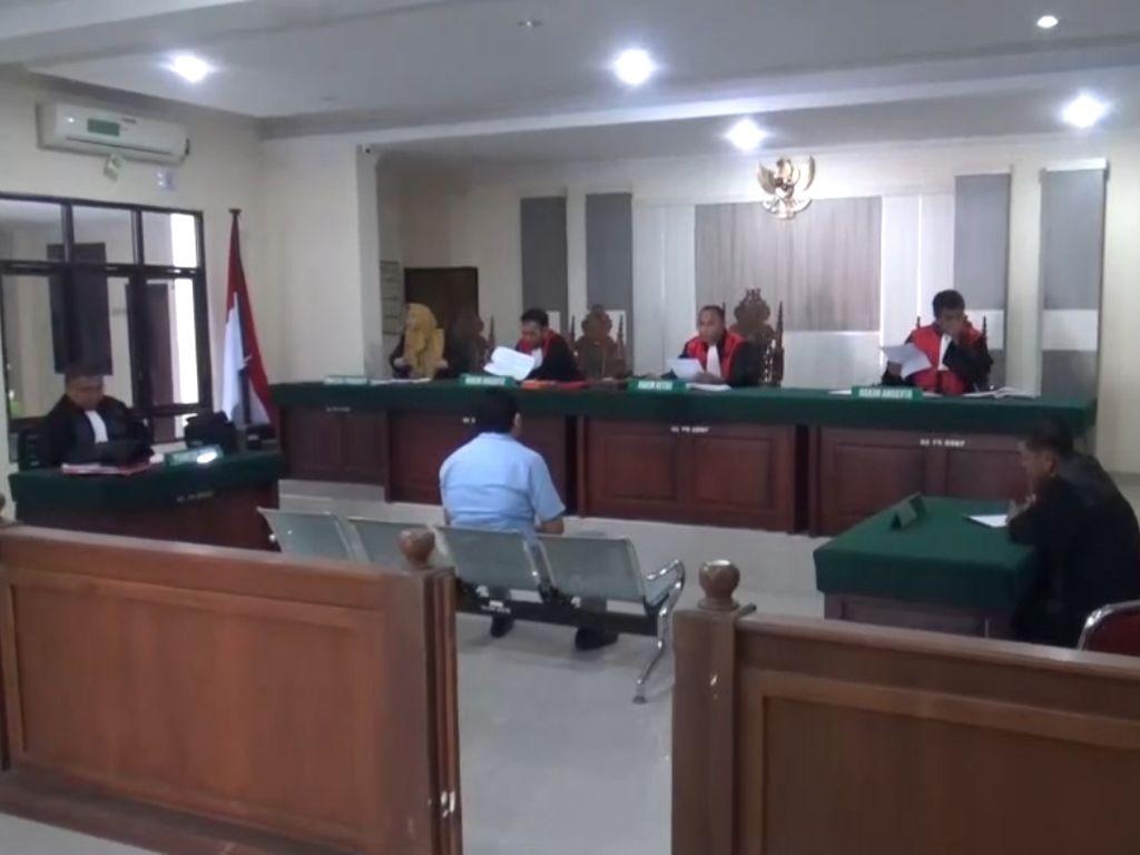 Tak Terima Divonis 6 Bulan Penjara, Caleg Gerindra Ajukan Banding