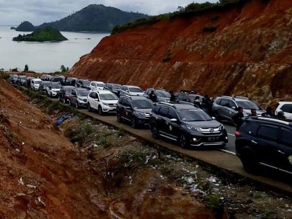 Momen Pecinta Honda BR-V Halal Bihalal Serentak di 3 Kota