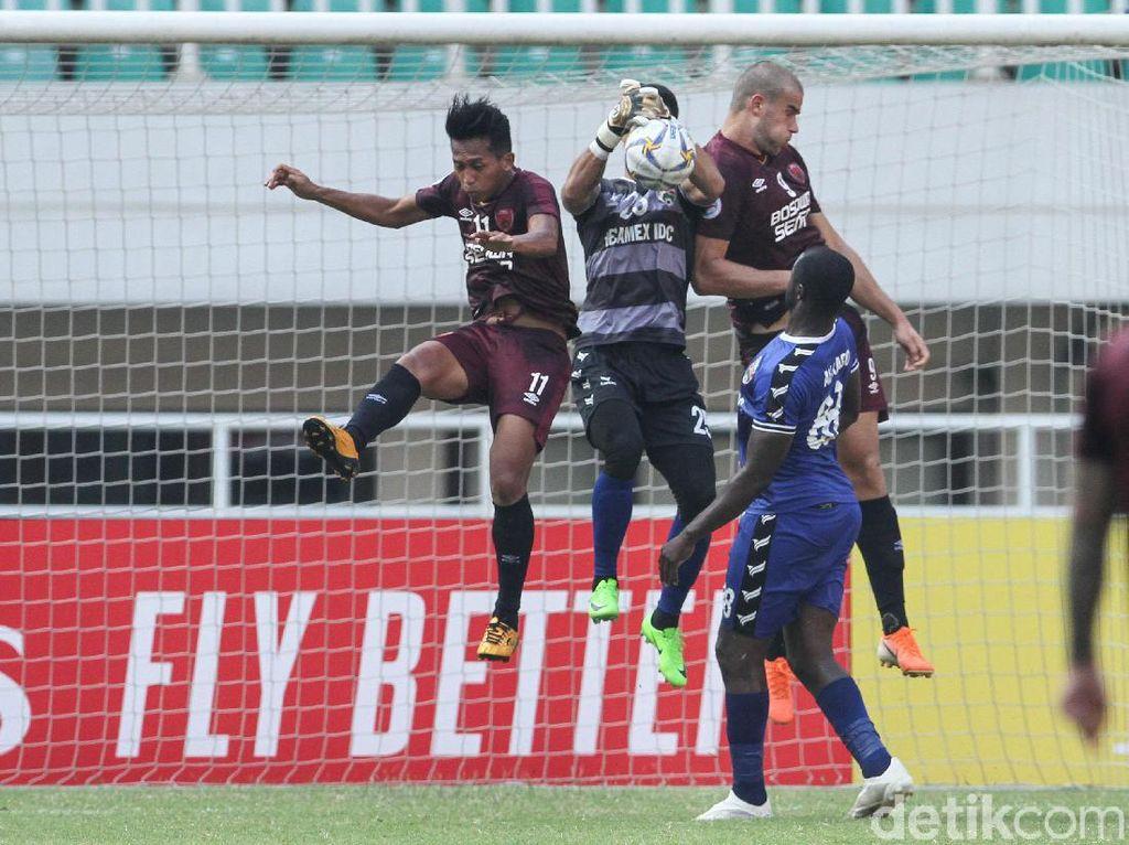 Meski Tak Terkalahkan di Pakansari, PSM Tetap Tersingkir dari Piala AFC