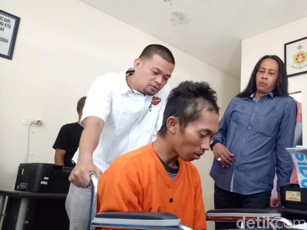 Sempat Ancam Perkosa Korban, Pembobol Rumah di Palembang Ditembak