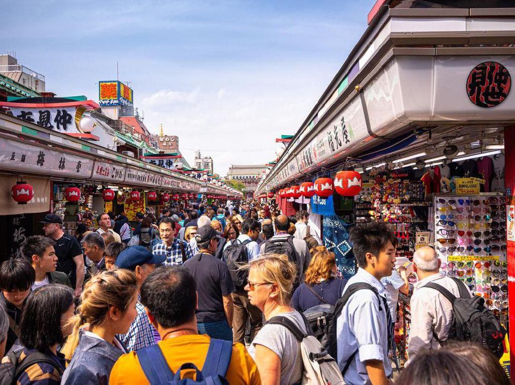Jakarta Masuk Kota yang Bakal Kena Overtourism