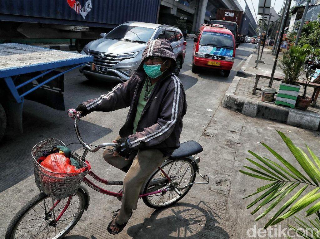 Udara Tangsel Sangat Tidak Sehat, Studi Kaitkan Polusi dengan Gangguan Bipolar