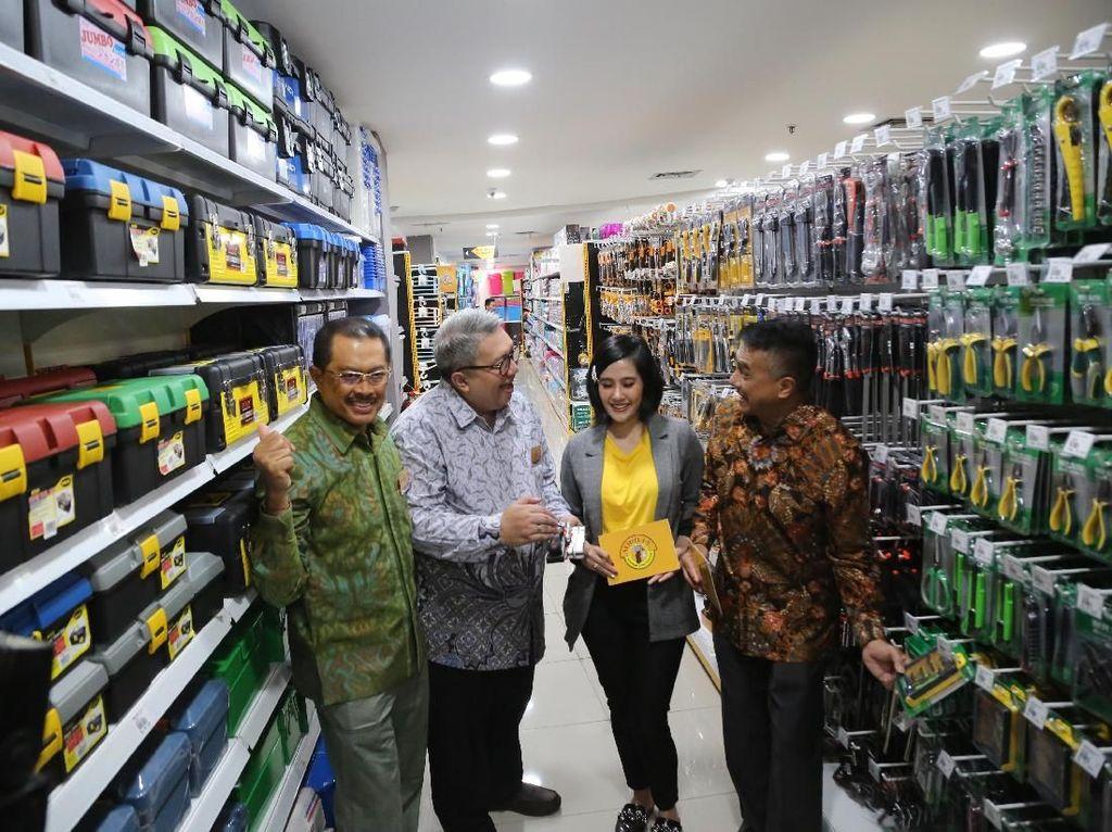 Pertumbuhan Industri Ritel di Indonesia