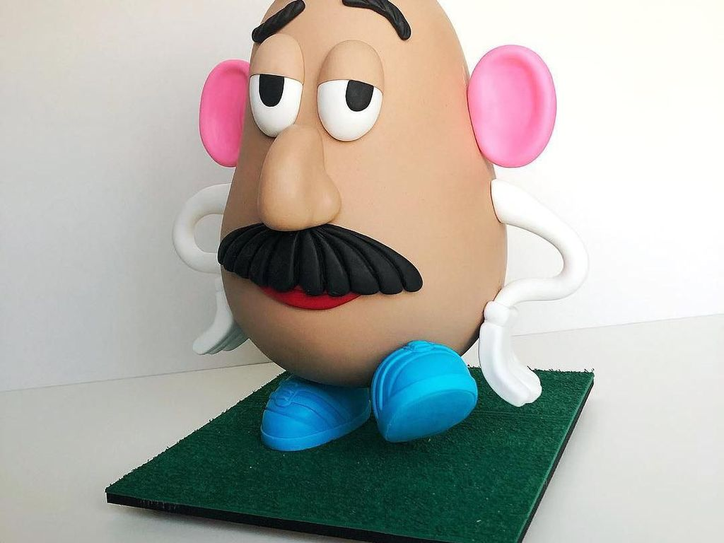 Sayang Dimakan, 10 Varian Cake Bertema Toy Story Ini Tampil Keren